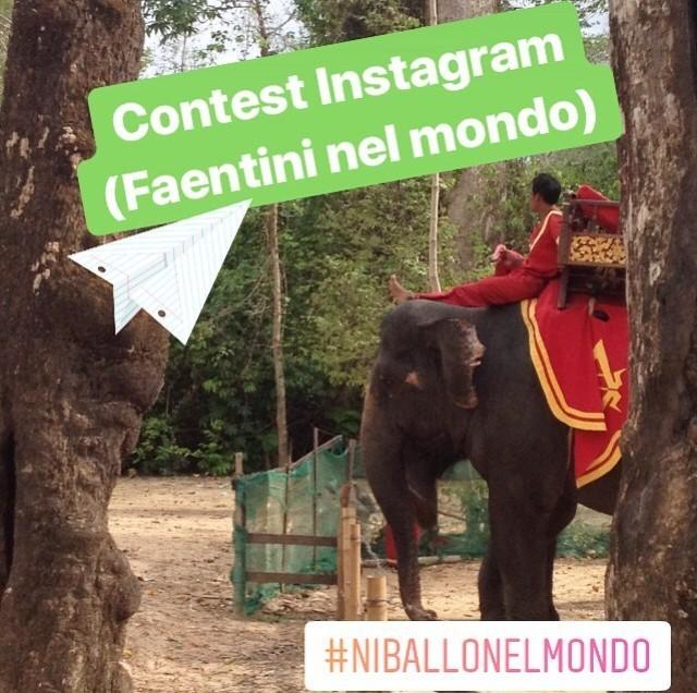 contest instagram - niballonelmondo