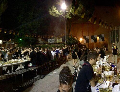 La Settimana del Palio al Rione Nero all'insegna della gastronomia romagnola
