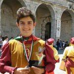 Campionati nazionali giovanili: Faenza festeggia con Luca Ghinassi