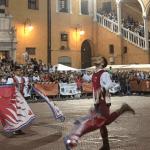 Rampino del Rione Rosso è Campione Italiano Singolo. Ottimi piazzamenti per Rione Giallo e Borgo Durbecco